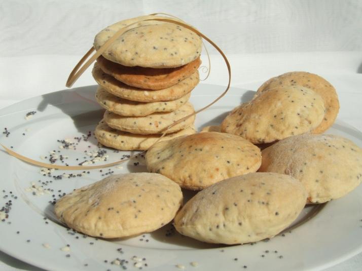 crackers aux deux graines