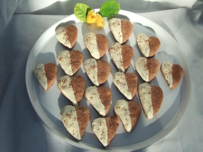 petits coeurs aux épices