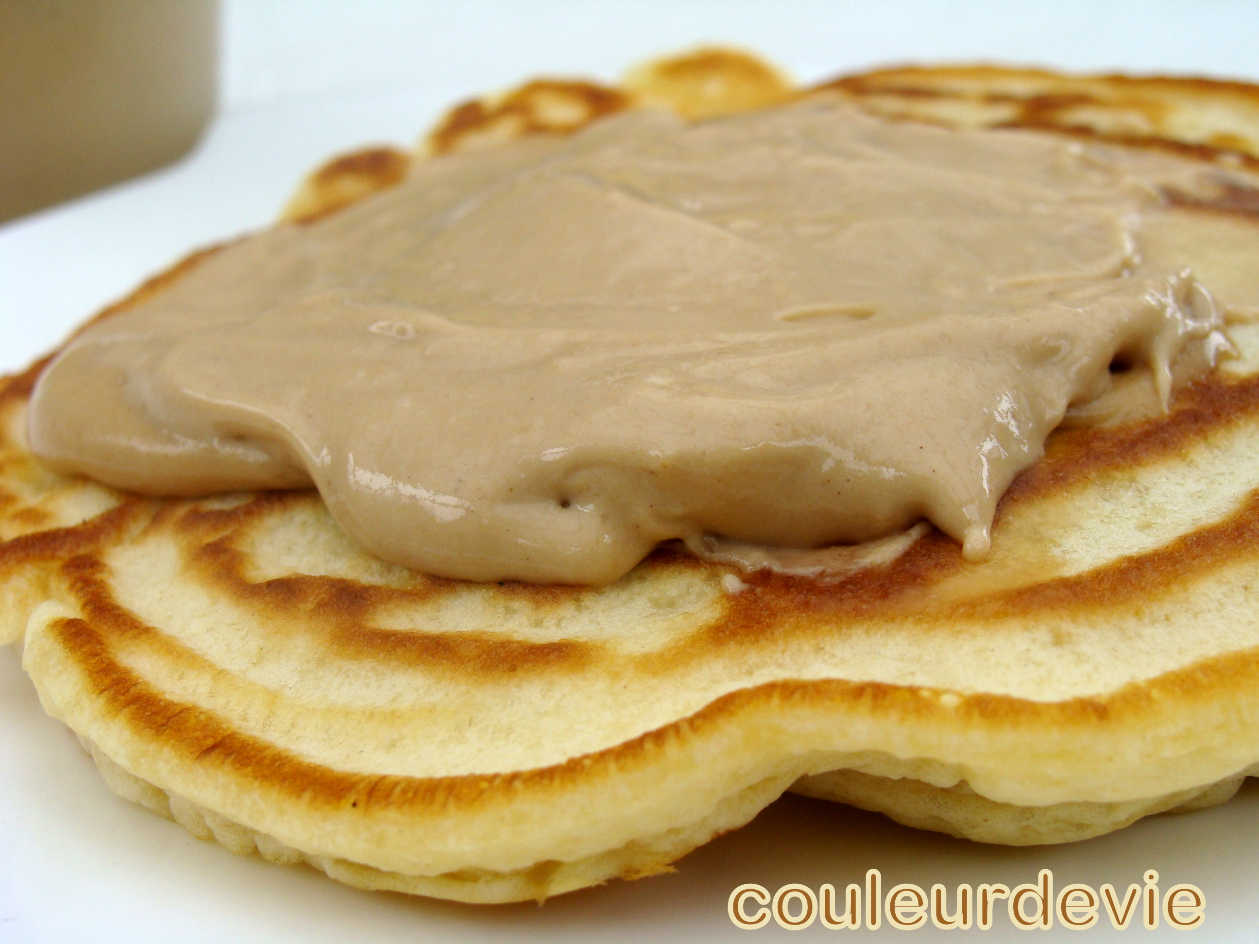 Recette pancake allege thermomix