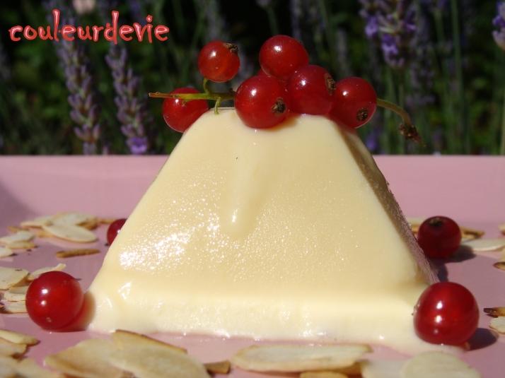 Parfait glac au chocolat blanc couleurdevie - Very parfait chocolat blanc ...