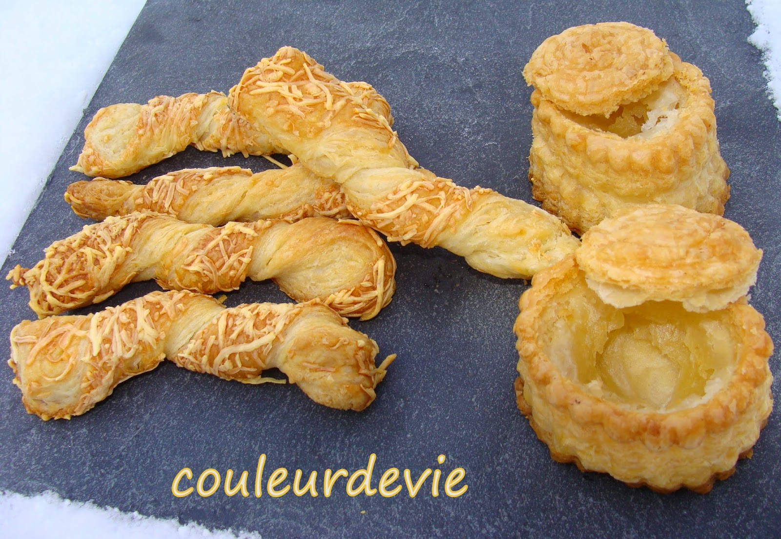 Pate Feuilletee Express Au Thermomix Couleurdevie